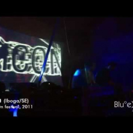 Ticon (Iboga/SE) live @ Shine On Festival 2011