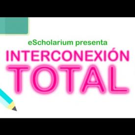 eScholarium: Interconexión total