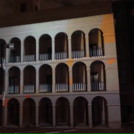VideoMapping Torre Barrina