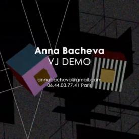 Anna Bacheva VJ DEMO