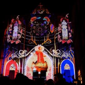 Coeur de Ville en Lumière 2016 - Saint Roch