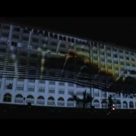50. Altın Portakal Film Festivali Video Mapping