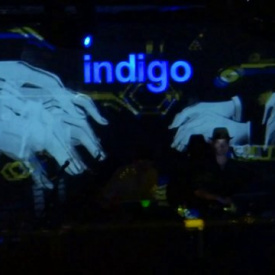 Snapshotz from the Vj Booth /  Club Indigo TR