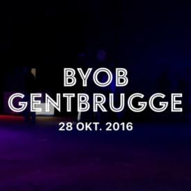 BYOB 28/10/2016 KERK GentBrugge