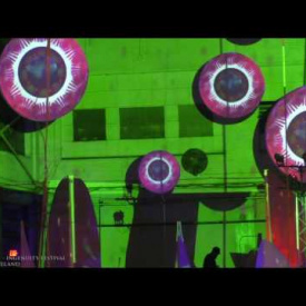 Kevin jackson 2016 VJ / Projection Mapping  Reel