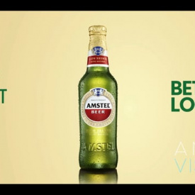 Amstel Relaunch Video Production