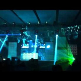 Ahora un clip de la producción de Transfer Art Audio // Vj México