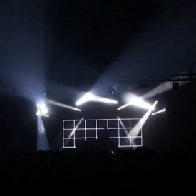 Visuals at Pukkelpop