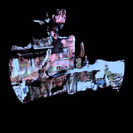 Vision fragmentée - Jean-François Robin - Galerie GHAM & DAFE - Montréal, QC - 12.2015