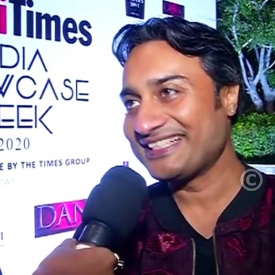 Delhi Times India Showcase Week 2020 | Rajdeep Ranawat presents his collection 'Bali'