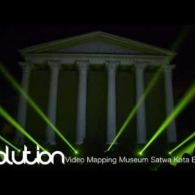 Video Mapping Museum Satwa
