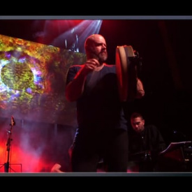 Patrick Dunn - visuals for live music