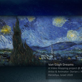 Van Goch DREAMS @ ARENA MALL 2020