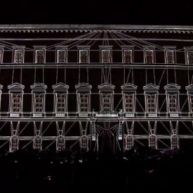 75th Anniversary of British Council in Turkey / Projection Mapping