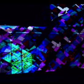 Genius Loci Lab - 3 days of facade projections