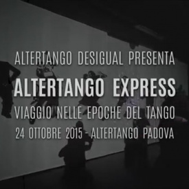 AUDIOVISUALART @ AlterTango Express
