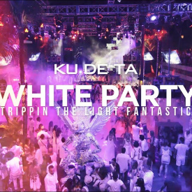 KU DE TA White Party 2017 : Trippin the light Fantastic!
