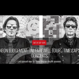 The Neon Judgement Live at AB - Ancienne Belgique