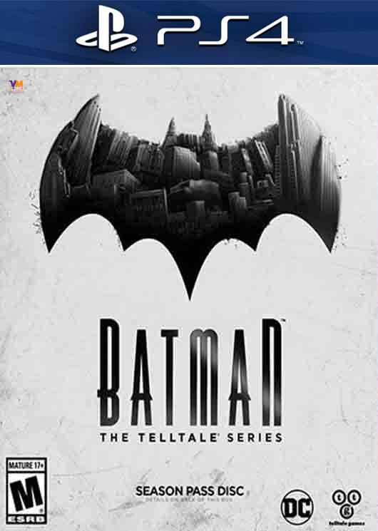 Batman: The Telltale Series Image