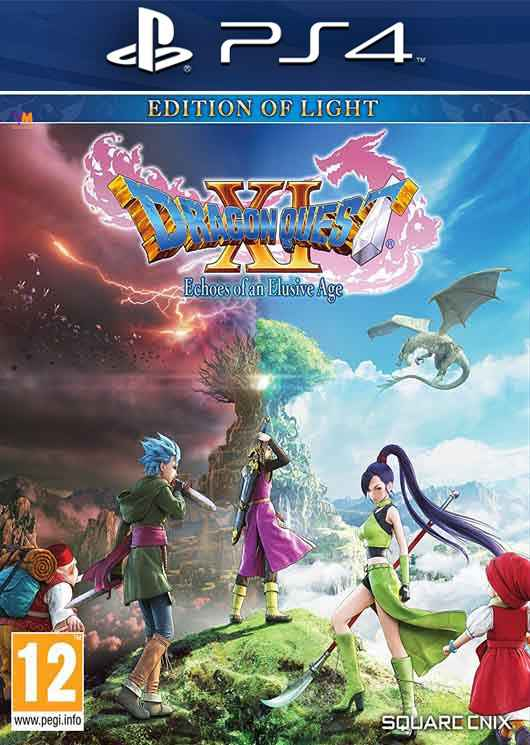 Dragon Quest XI: Echoes Of An Elusive Age - Edition of Light Image