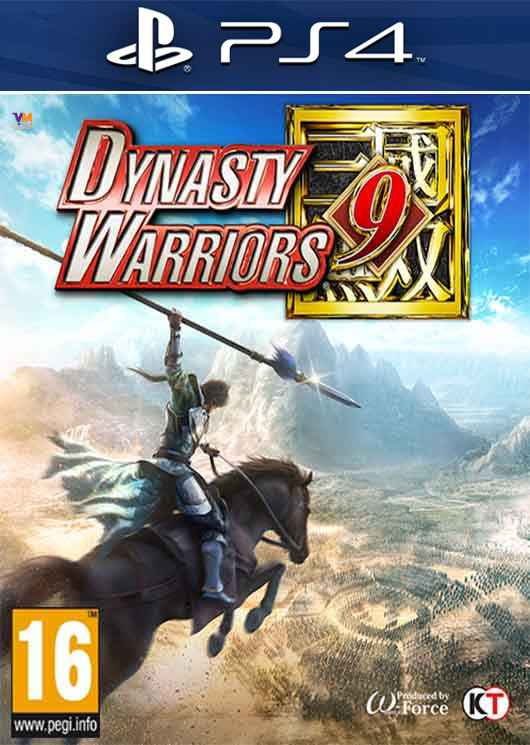 Dynasty Warriors 9 Image