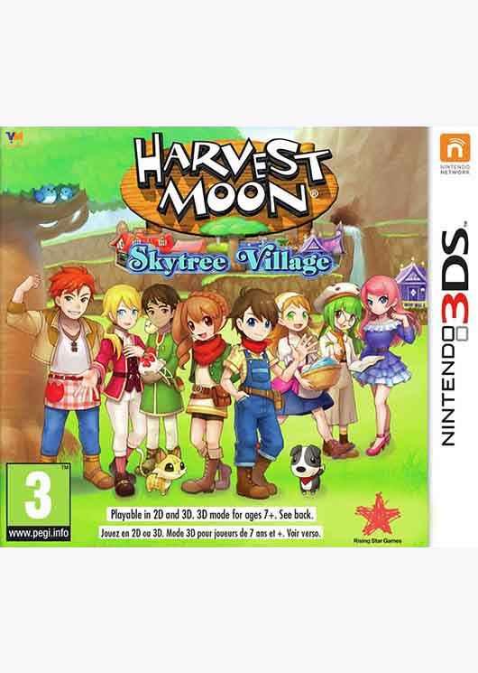 Harvest Moon: Skytree Village Image