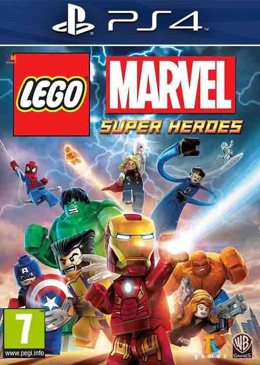 LEGO Marvel SuperHeroes Image