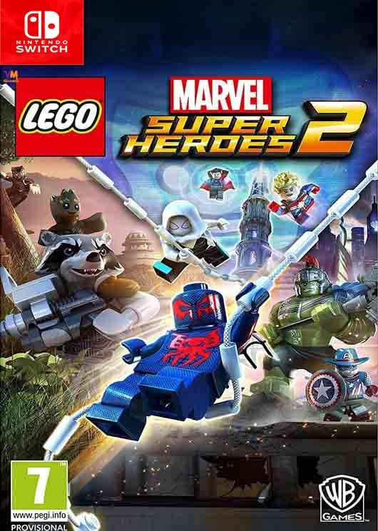 LEGO Marvel Superheroes 2 Image