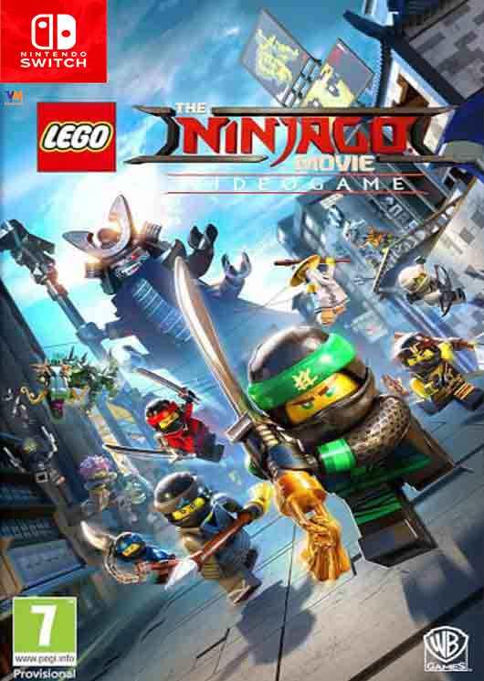 LEGO The Ninjago Movie: Videogame Image