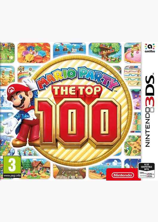 Mario Party: The Top 100 Image