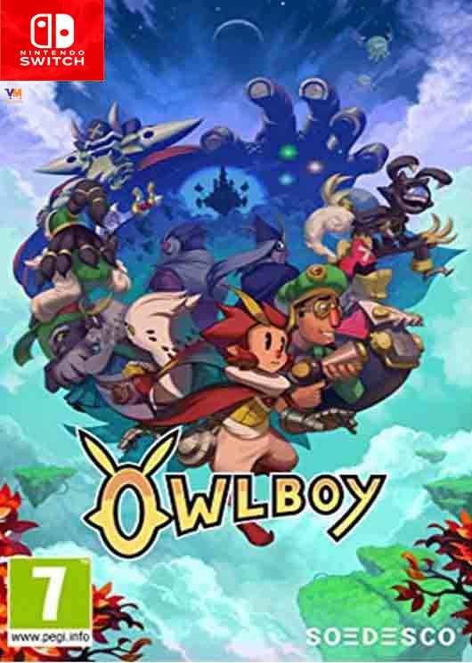 Owlboy Image