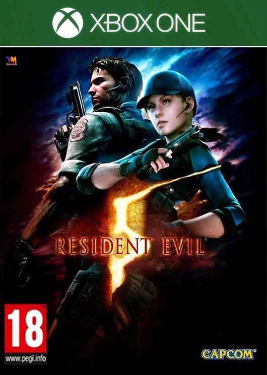 Resident Evil 5 HD Remake Image