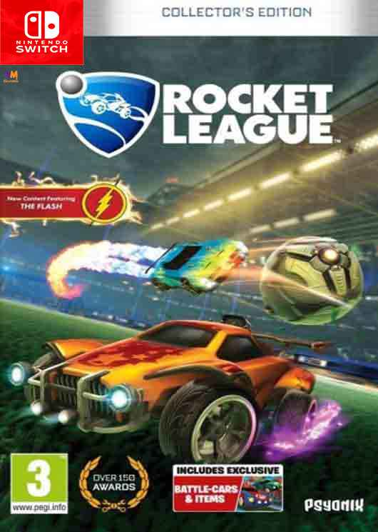 Rocket League Collector's Edition Image