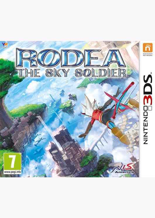 Rodea: The Sky Soldier Image