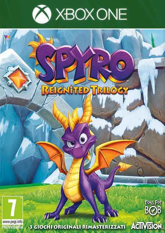 Spyro Reignited Trilogy Image
