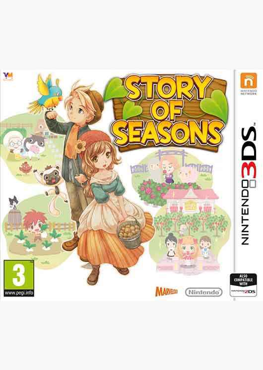 Story of Seasons Image