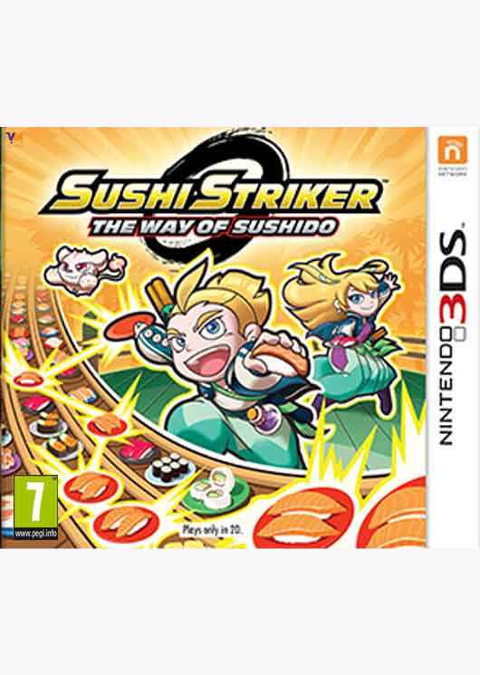 Sushi Striker: The Way of Sushido Image