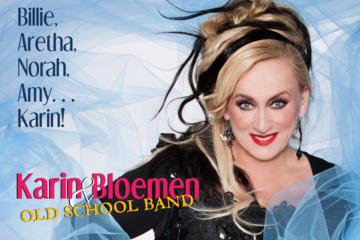 Billie, Aretha, Norah, Amy… Karin!