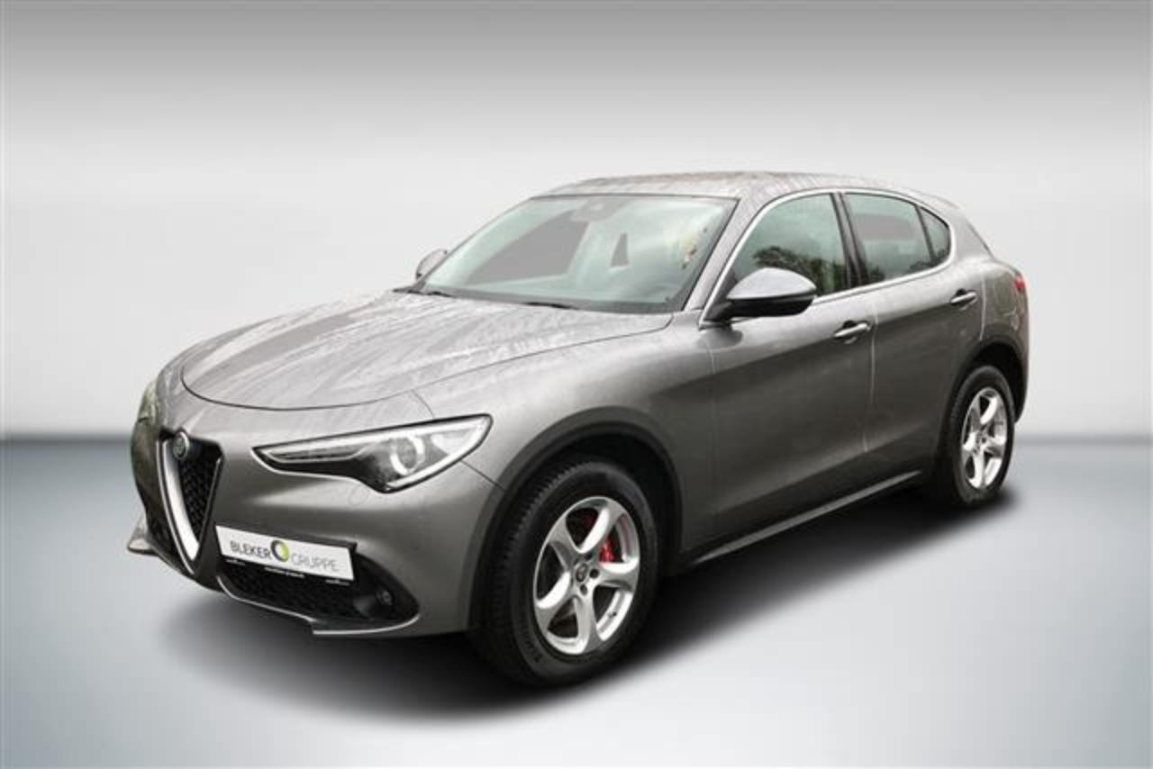 Alfa romeo Stelvio 2.2 Diesel AT8-Q4 Super