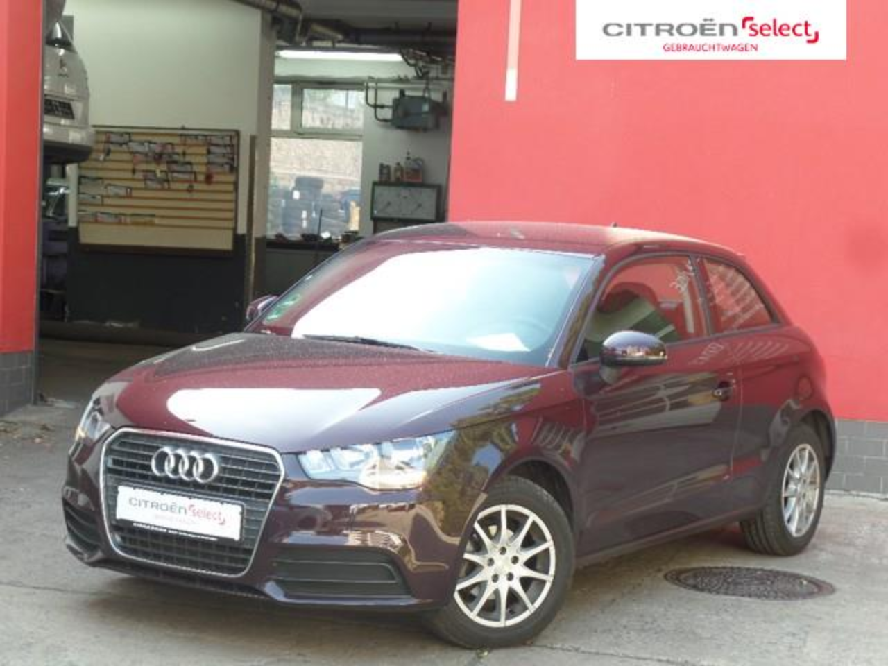 Audi A1 1.2 TFSI Attraction *Bluetooth*CD-Radio*
