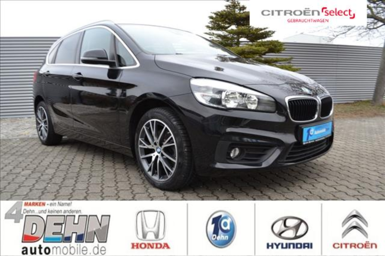 Bmw 2er 218 Active Tourer Advantage Navi PDC SHZ