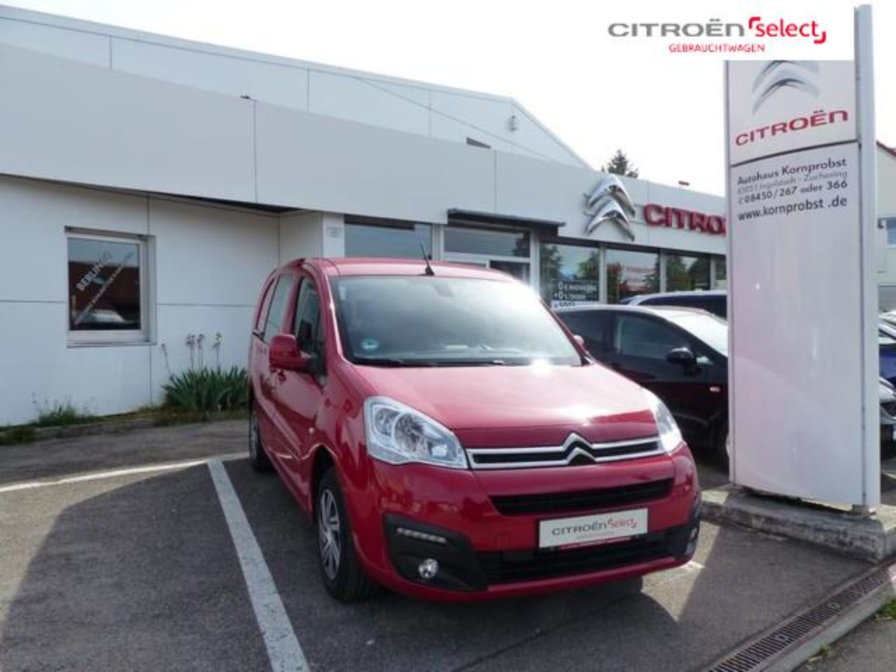 Citroën Berlingo L2 1.6 BlueHDi 100 S&S ETG6 Business
