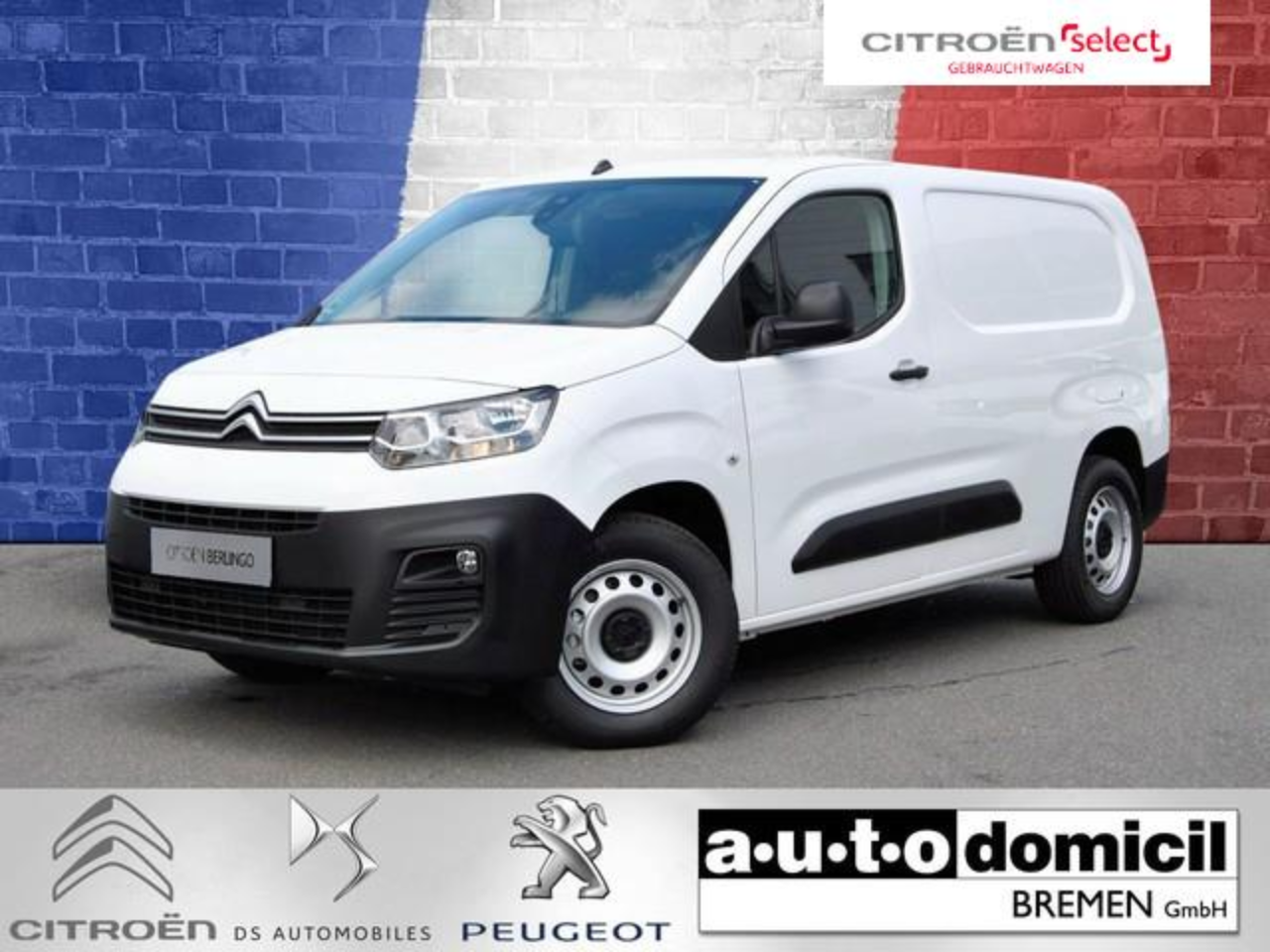 Citroën Berlingo 1.6 BlueHDi 100 XL Worker