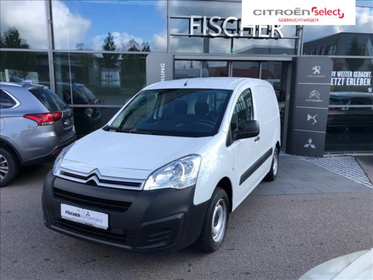 Citroën Berlingo KASTENWAGEN VTI 95PS