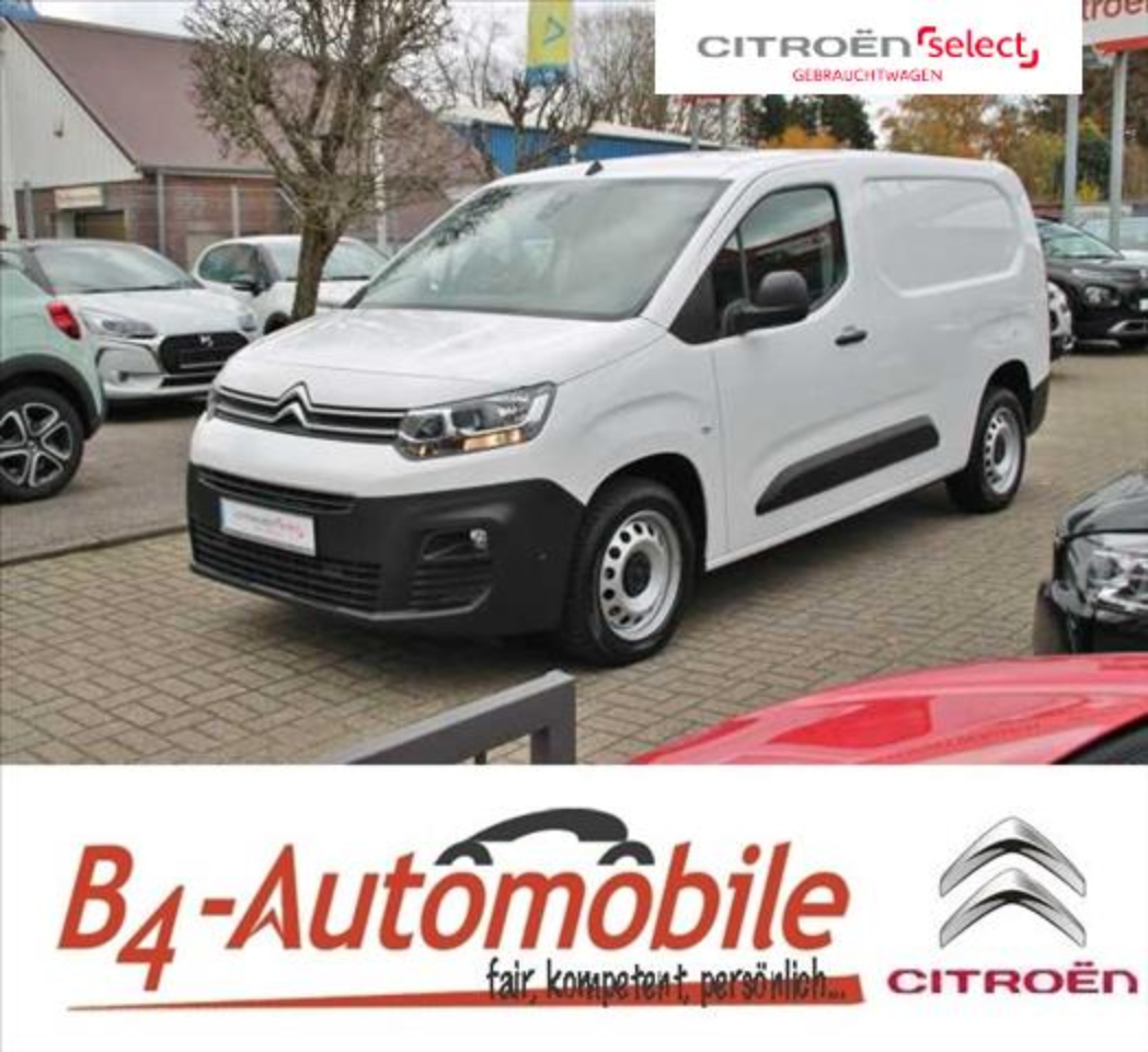 Citroën Berlingo 1.5 BlueHDi 130 XL S&S Club mit KLIMA