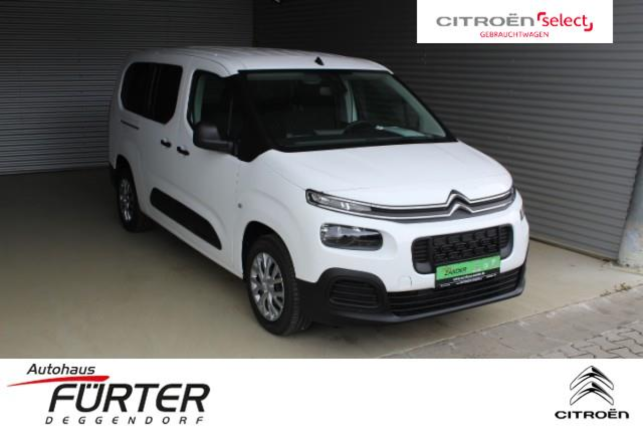 Citroën Berlingo Live XL Blue HDI 130 Klima Fenster el.