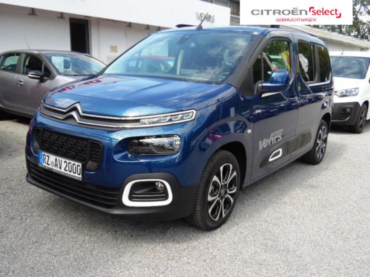 Citroën Berlingo M 1.5 BlueHDi 130 FAP Blue Edition