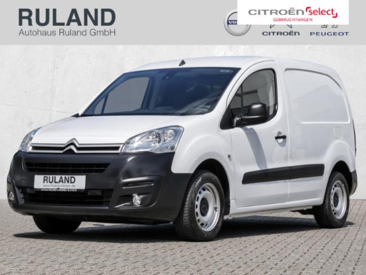 Citroën Berlingo Kasten Business L1 1.6 HDi 75 FAP Navi NR Klima PD