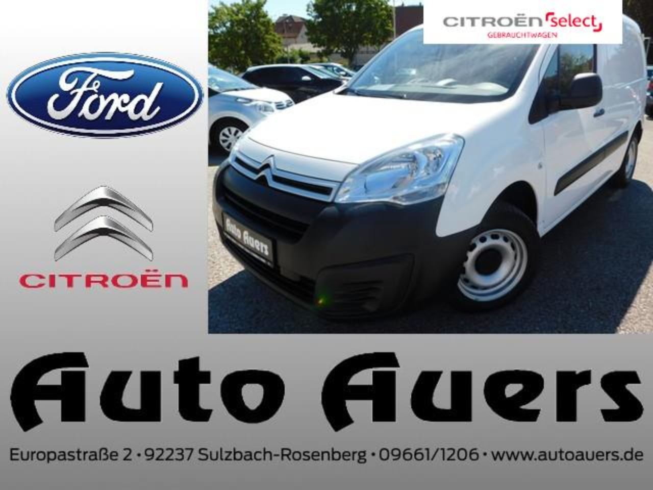 Citroën Berlingo 1.6 BlueHDi 75 FAP Business L1