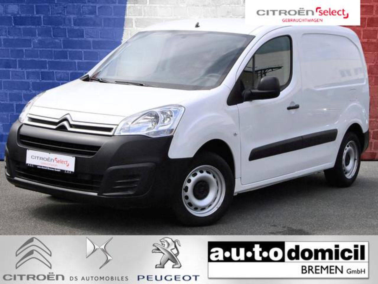 Citroën Berlingo KW L1 BlueHDI 75 Klima+Radio+Bluetooth